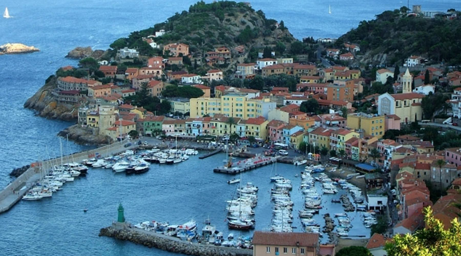 Isola del Giglio cottages