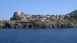 Inseln Capraia
