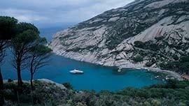 Inseln Montecristo